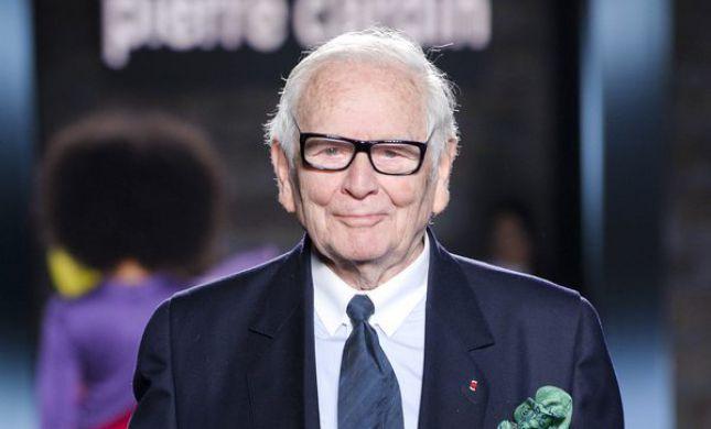 בגיל 98 מעצב האופנה פייר קרדן הלך לעולמו