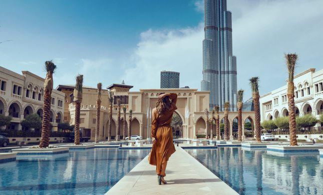 שלום אופנתי: המעצבים הישראלים כובשים את דובאי