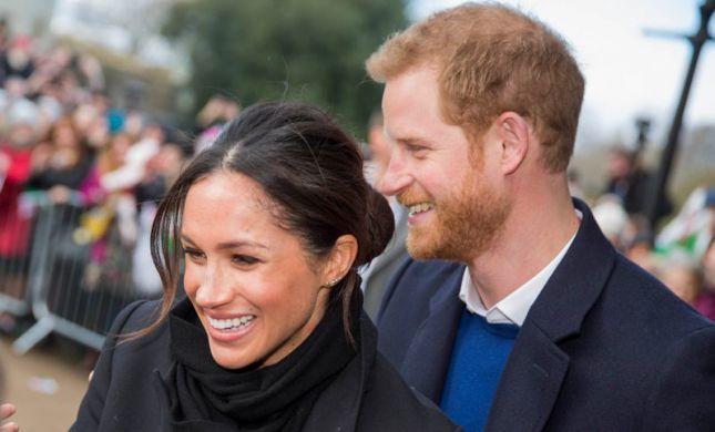 חששו מצבע העור הכהה של התינוק: הארי ומייגן בראיון לאופרה וינפרי