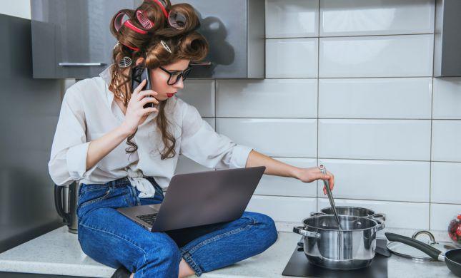 נשים למטבח: קולקציה חדשה למעצבת דתיה