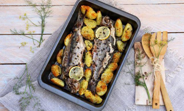 סורגים שבת: 5 מתכונים לדגים שתשמחו לאמץ