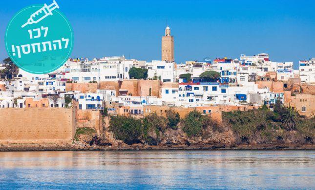 בשל המוטציה, ביקור המשלחת במרוקו יקוצר
