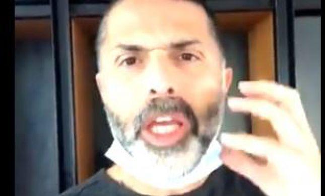 צפו: נדב אבוקסיס בחיקוי מעולה של רון חולדאי