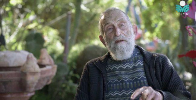 צפו: ניצול השואה הסרוג שמגדל עצים ייחודיים בביתו