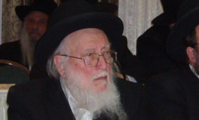 בזמן ההלווייה: נפטר 'זקן ראשי הישיבות' החדש