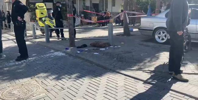 ניסיון רצח ביפו: בן 24 נורה בחזהו ברחוב הסבא משפולה