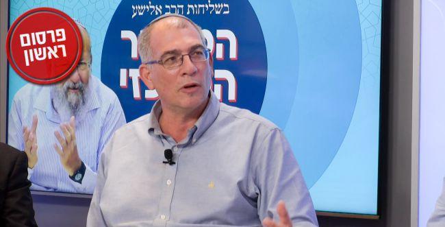 פעילים מרכזיים בירושלים תומכים בניר אורבך