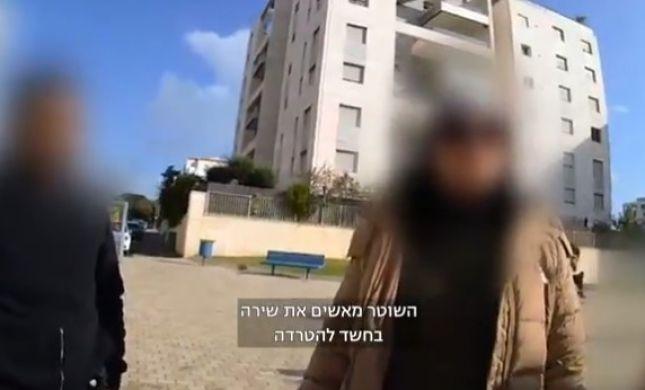 תיעוד מזעזע: כך נעצרה עורכת דין דתייה בשבת