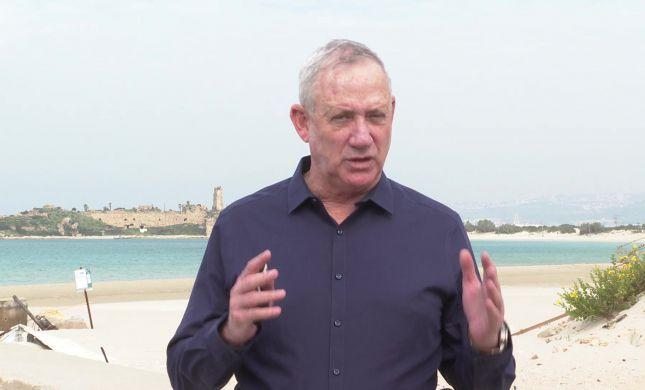 """גנץ: """"איראן מדליקה את האזור בחוסר יציבות"""""""