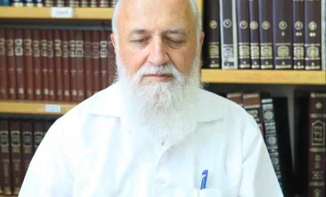 """הרב קמינצקי: """"להפסיק עם המלחמות ולהתאחד"""""""