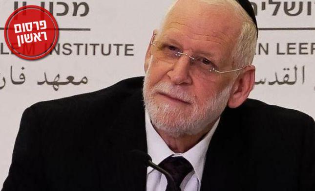 הרב רוטנברג לרב קמינצקי: ביטלת את יהדותו של רוב העם
