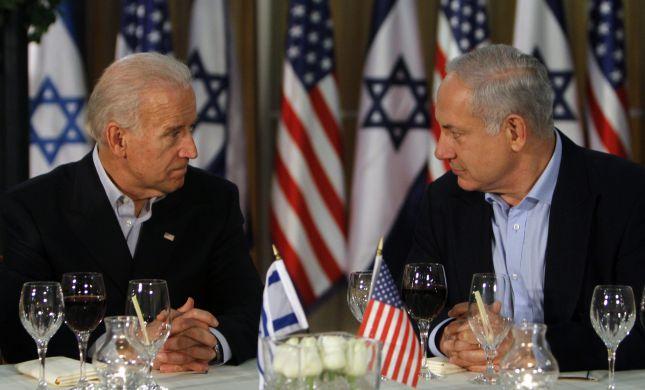 ראש הממשלה נתניהו ברך את ג'ו ביידן | צפו: