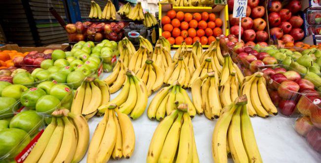 האם כל פירות השוק מעושרים?