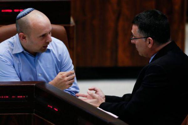 לקראת הצבעת הוועדה המסדרת: בנט נפגש עם סער