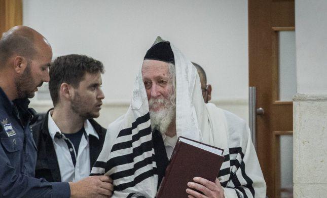 בית המשפט העליון: אליעזר ברלנד יצא ממעצר בכלא