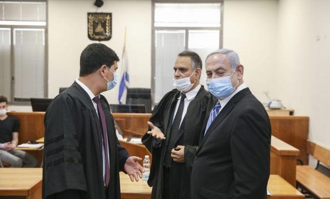 בית המשפט ידון בבקשה לבטל אישומים נגד נתניהו