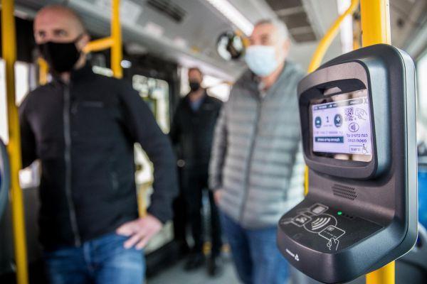 מעגלים לחצי שקל: שינויים במחירי הנסיעה באוטובוסים