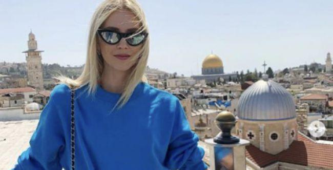 """הבלוגרית המצליחה בעולם: """"מחכה לחזור שוב לישראל"""""""