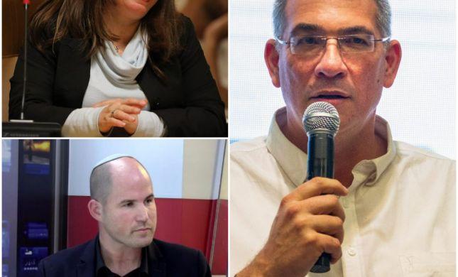 הקרב המשולש על הבית היהודי: הכר את המתמודדים