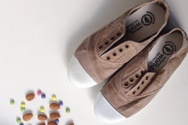 נעלי Natural world גם לרגל שלכם מגיע טבעי