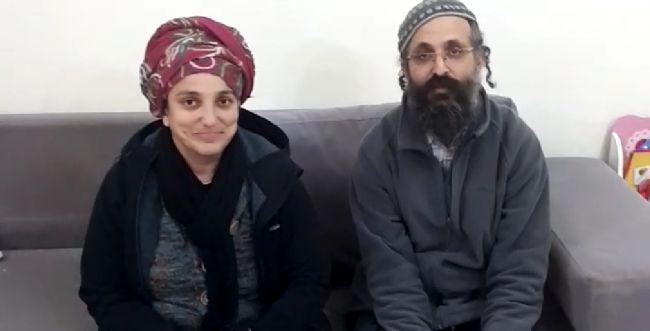 הוריו של אהוביה: עזרו לנו לסיים את בניית בית הכנסת