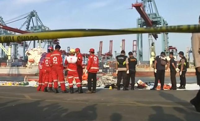 דקות אחרי ההמראה: מטוס נוסעים התרסק באינדונזיה