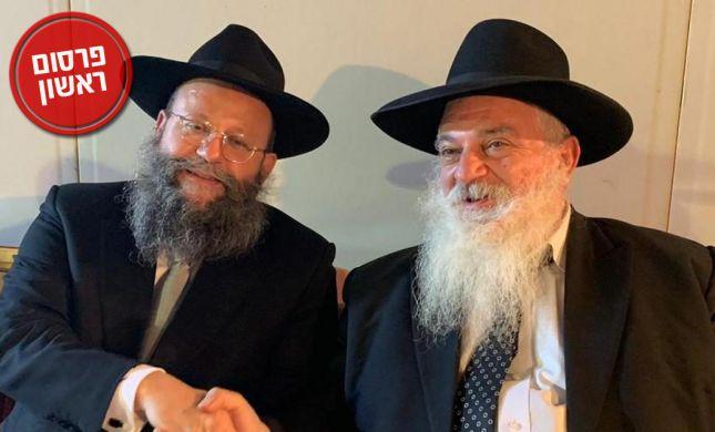 כך מונעים בבית היהודי מינוי רב עיר סרוג בלוד