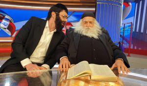 חדשות טלוויזיה, טלוויזיה ורדיו הרשת זועמת: הרב קנייבסקי קיבל חיקוי ב'ארץ נהדרת'