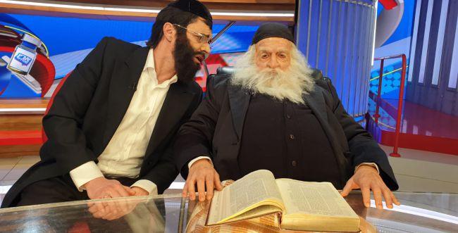 הרשת זועמת: הרב קנייבסקי קיבל חיקוי ב'ארץ נהדרת'