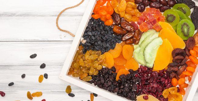 פירות יבשים: מי הכי משמין ומי הכי בריא?