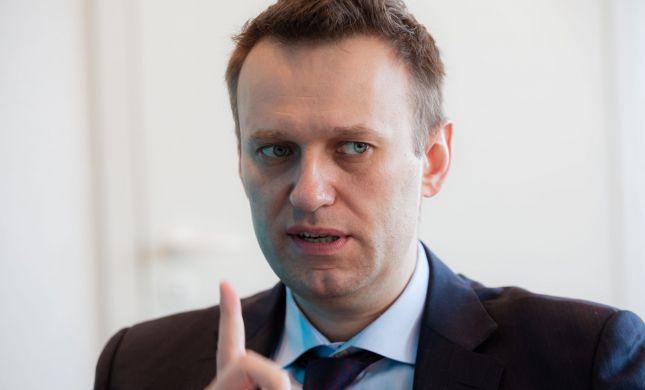 רוסיה: מנהיג האופוזיציה פתח בשביתת רעב בכלא