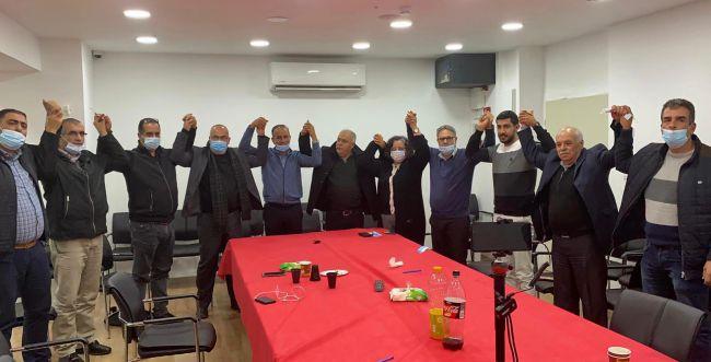 """המפלגות הערביות חתמו על ריצה משותפת - ללא רע""""מ"""