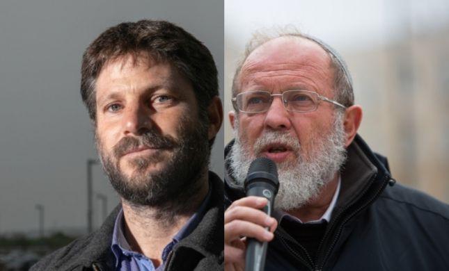 """""""האשם היחיד"""": הרב אלי סדן במתקפה על סמוטריץ'"""