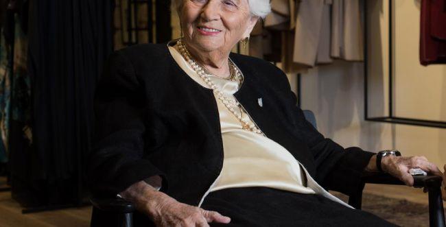 בגיל 103: רות דיין הלכה לעולמה