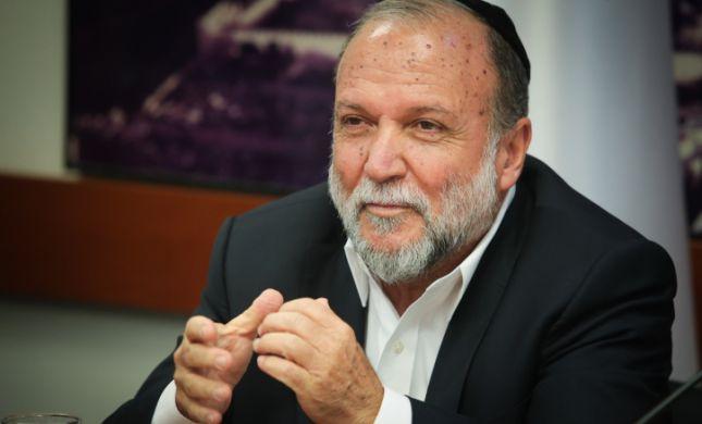 סגן שר האוצר איציק כהן פורש מהחיים הפוליטיים