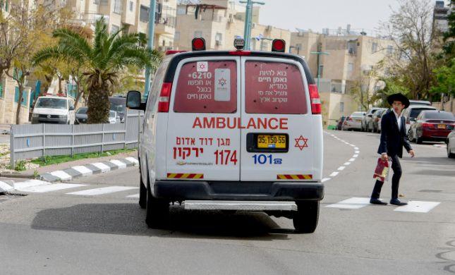 ילד בן 10 נפצע קשה מפגיעת אוטובוס