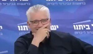 חדשות, חדשות פוליטי מדיני, מבזקים השאלה שגרמה לאלי אבידר להתפוצץ מצחוק. צפו