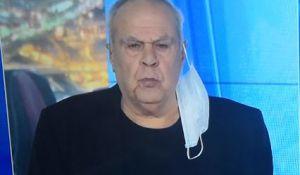חדשות טלוויזיה, טלוויזיה ורדיו, מבזקים צפו: רוני דניאל משתנק באמצע שידור