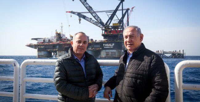ביקור נדיר: שר האנרגיה של מצרים הגיע לישראל