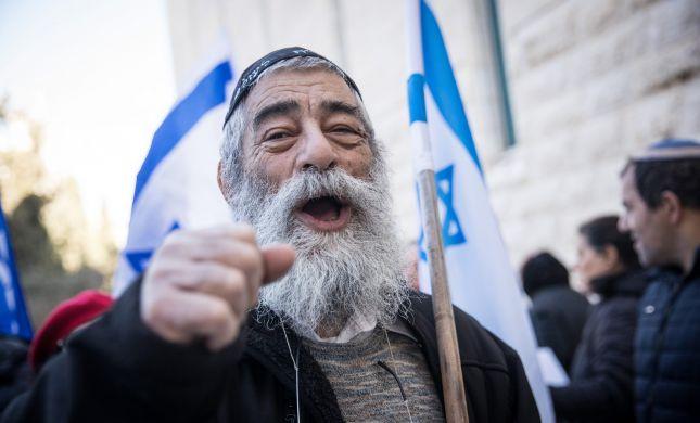 אריאל זילבר יוצא נגד המפגינים בבלפור