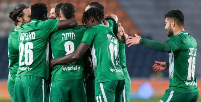 קונפרנס ליג: חיפה סיימה ב-0-0 עם פיינורד החזקה