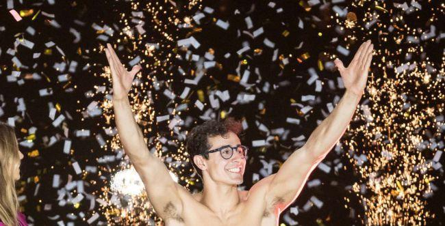 """המנצח בנינג'ה ישראל מסכם: """"ליפול זה יותר כיף"""""""