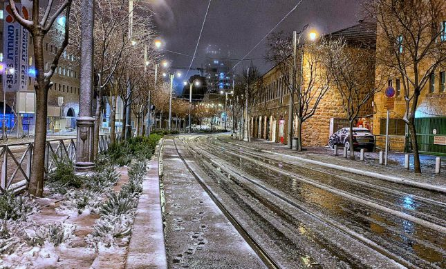 שלג על עירי: פלייליסט חורפי שיחמם את הלב