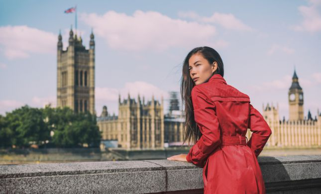 לידיעת הקוראת קייט מידלטון: רשמים משבוע האופנה בלונדון