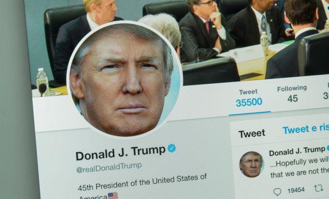 """טוויטר הודיעה: """"לא נחזיר את חשבונו של טראמפ"""""""
