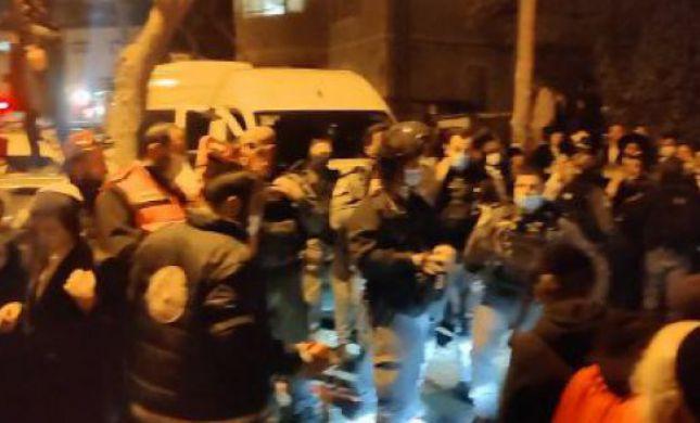 הדריסה בפורים: 12 חשודים בתקיפת הנהג נעצרו