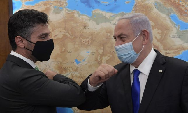 מתחיל לעבוד: שגריר איחוד האמירויות מגיע לישראל