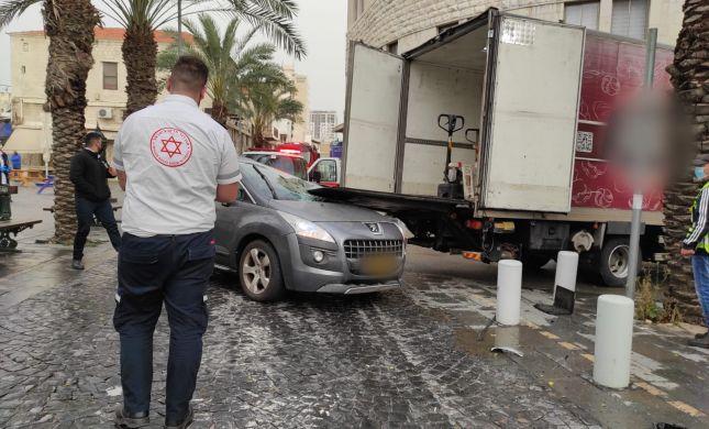9 פצועים בתאונת דרכים בגולן, בן 76 במצב קריטי