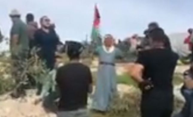 אנרכיה: ונדליזם פלסטיני לקראת ביקור נתניהו בסוסיא