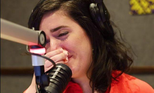"""""""תודה לה'"""": לבנת בן חמו נפרדת בדמעות. צפו"""